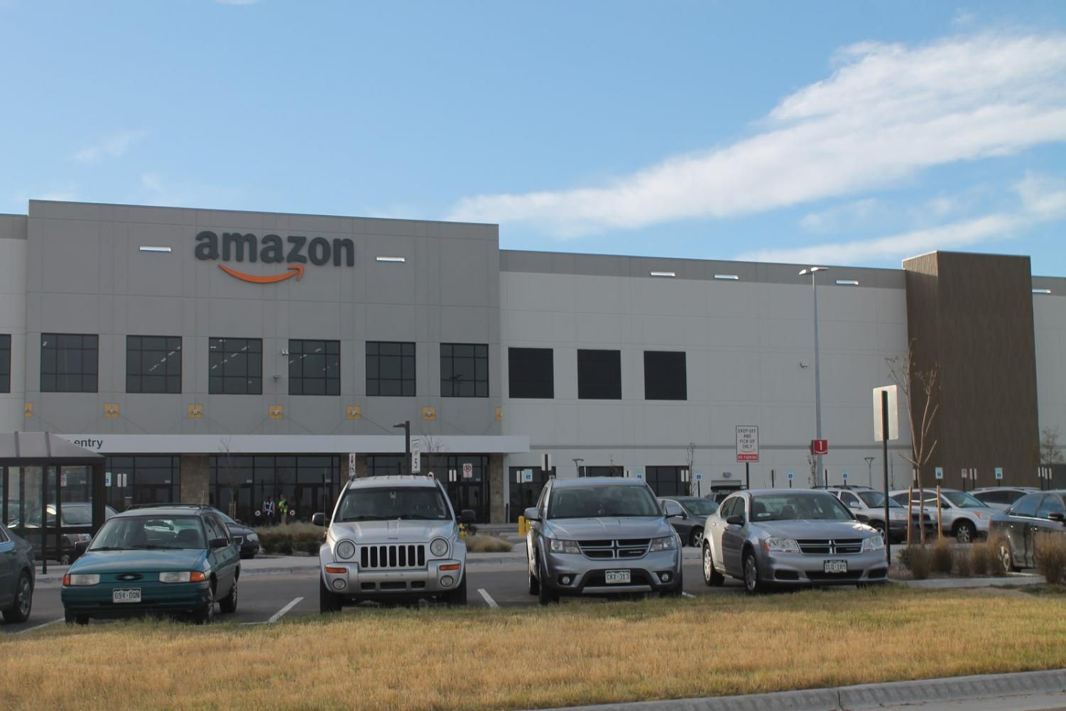 The new Amazon Headquarters near the I-25 Corridor