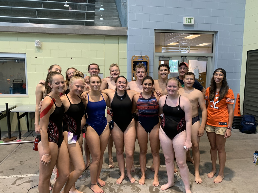 The Horizon Water Polo Team