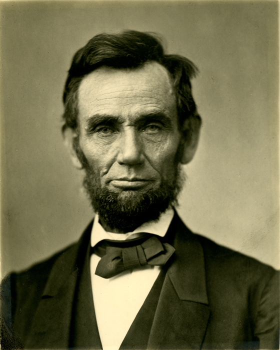 The First Republican President
