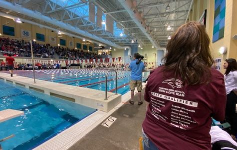 Horizon Girls Swim & Dive State Championship
