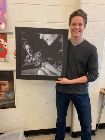 Ryan Searls - Colorado Scholastic Art Awards Winner