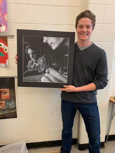 Ryan Searls – Colorado Scholastic Art Awards Winner