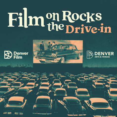 Film on the Rocks Drive-in