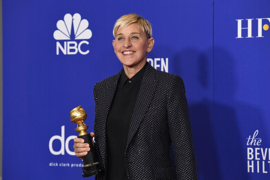 Explosive Scandal: Ellen DeGeneres