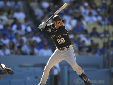 Nolan Arenado: A Not So Surprising Trade