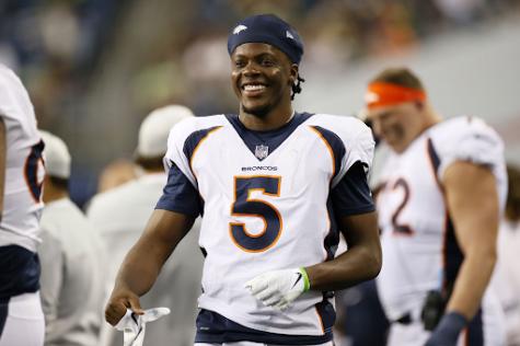 Broncos struggle to find a set quarterback