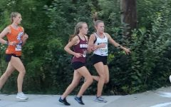 Hawks at the Liberty Bell Invite