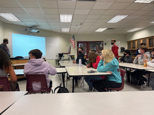 Science National Honors Society Induction Meeting