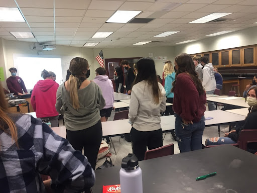 Science National Honor Society First Meeting
