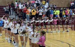 Horizon Volleyball Team Strikes for Another Win
